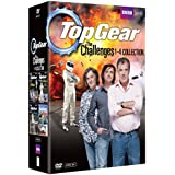 Top Gear - The Challenges 1-4 Collection Box Set