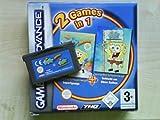 2 Games in 1 (SpongeBob Schwammkopf: SuperSponge / SpongeBob Schwammkopf: Schlacht um Bikini Bottom)