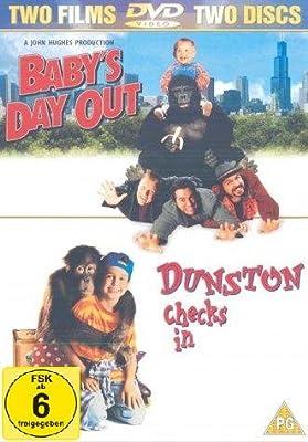 Juniors freier Tag / Dunston allein im Hotel (2-DVD-Set) (mit deutschem Ton)