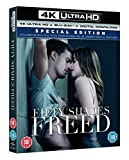 Fifty Shades Freed (4KUHD + Blu-ray + Bonus Disc + Digital Download)