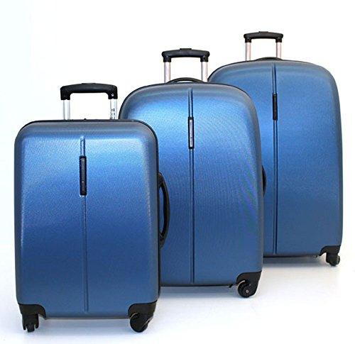GABOL - Juego 3 Maletas Gabol Paradise azul, color Azul