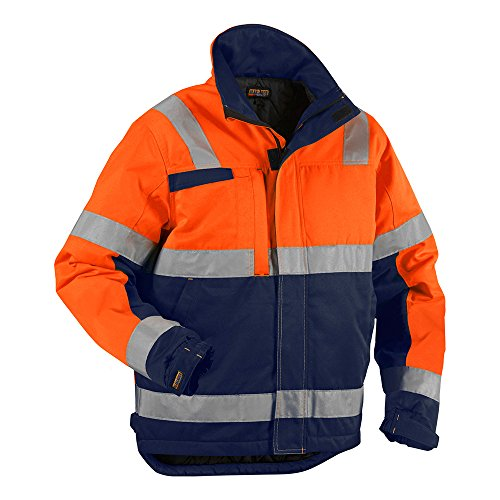 Blåkläder Workwear Winterjacke High-Vis Kl. 3
