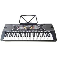 Teclado 61 teclas DynaSun MK2085 LCD USB Keyboard E-Piano Electronico Digital, Función de enseñanza inteligente
