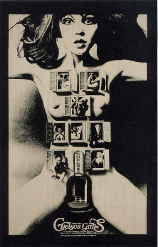 CHELSEA GIRLS 1966 UNDERGOUND ANDY WARHOL STARRING