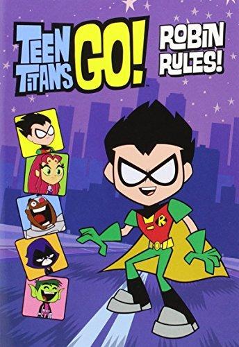 Teen Titans Go! (TM): Robin Rules! by Annie Auerbach (2014-10-07)