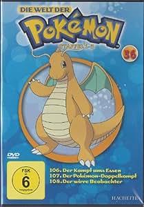Die Welt der Pokémon, Staffel 1-3, DVD Nr. 36