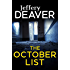 The October List (English Edition)