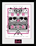 GB Eye LTD, Barbie, Stay True, Photographie encadree 30x40 cm