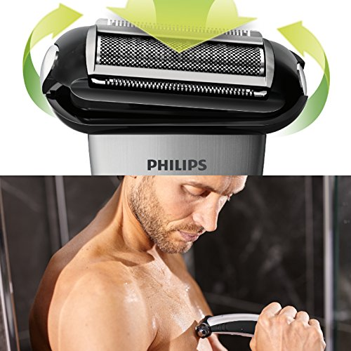 Máquina Afeitadora Philips BodyGroom TT2040/32