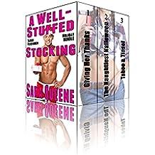 A Well-Stuffed Stocking: Taboo Forbidden Holiday Erotica BUNDLE (English Edition)