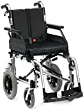 """Drive DeVilbiss Healthcare Enigma XS2 Aluminium Transit Wheelchair with 16"""" Seat Width"""