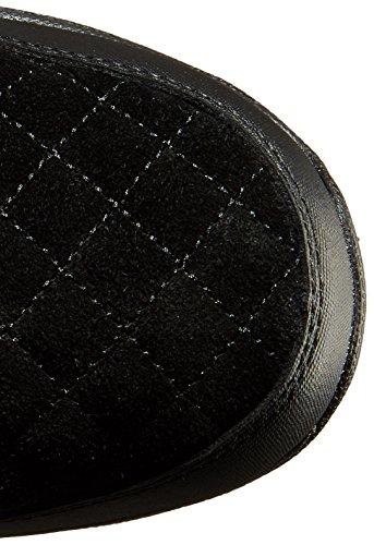 Skechers Damen Descender Andes Stiefel & Stiefeletten Schwarz - Noir (Blk Noir)