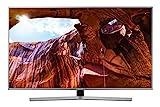 Samsung UE65RU7450UXZT Smart TV 4k Ultra HD 65' Wi-Fi DVB-T2CS2, Serie RU7450, 3840 x 2160 Pixels, Silver, 2019 [Esclusiva Amazon]