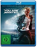 You are wanted - Die komplette 1. Staffel [Blu-ray] -
