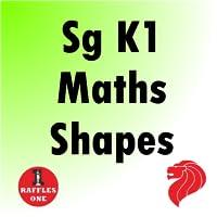 Singapore Kindergarten 1 Maths - Shapes