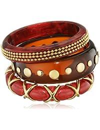 Dolce & Gabbana - Bracelet multi rangs - Acier inoxydable - 20 cm - DJ0808