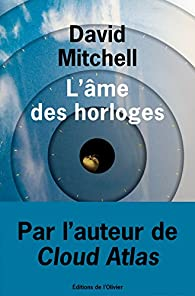 L'âme des horloges par David Mitchell