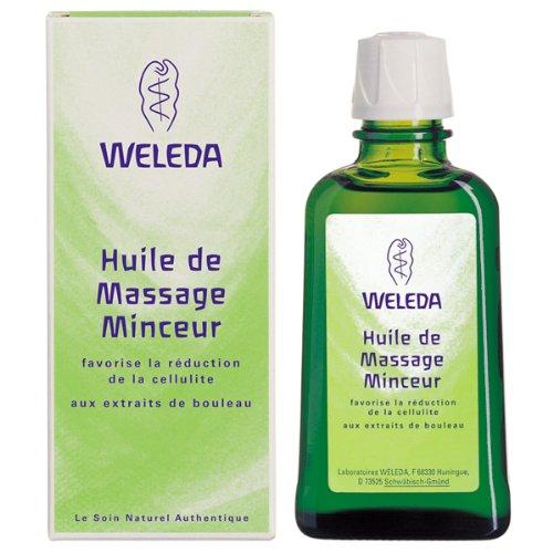 Weleda - Huile de massage minceur - Weleda