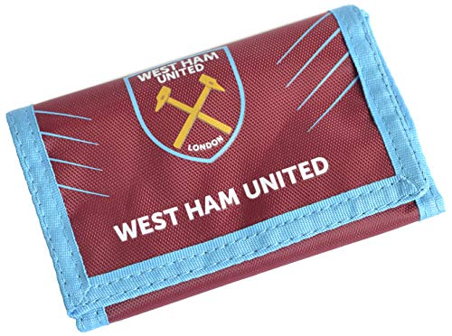 West Ham Spike Tri Fold Portefeuille