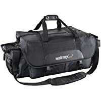 Walimex Sac pour photo et studio XXL (incl. sangle de transport amovible, 20 séparateurs variables)