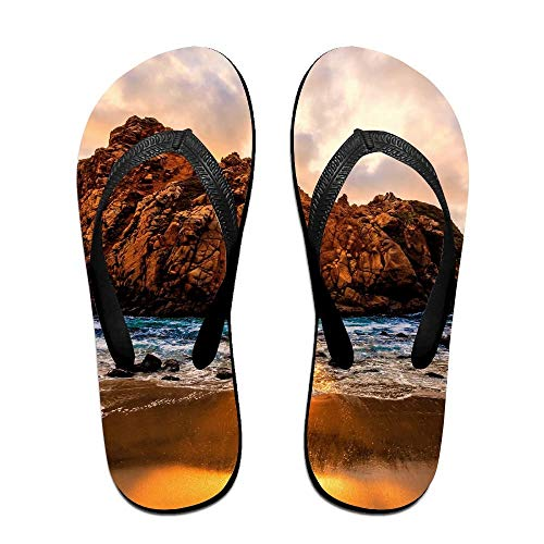 Fitflop Mukluk Boots (Underwater World Flip Flops Unisex Design Beach Flip Flop Sandals for Men and Women Small)