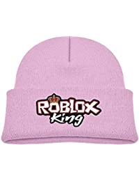 8bcb86ec5fbabb Roblox King Knitted Hat Winter Kids Fashion Cute Funny Knitted Cap