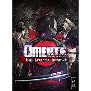 Omerta: City of Gangsters – The Japanese Incentive DLC [PC Code – Steam]