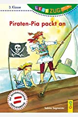 LESEZUG/3. Klasse: Piraten-Pia packt an Gebundene Ausgabe