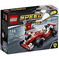 LEGO - 75879 - Speed Champions -  Jeu de Construction - Scuderia Ferrari SF16-H