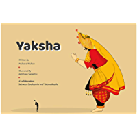 YAKSHA: An 8 year old boy's discovery of a 200 year old secret about his heritage