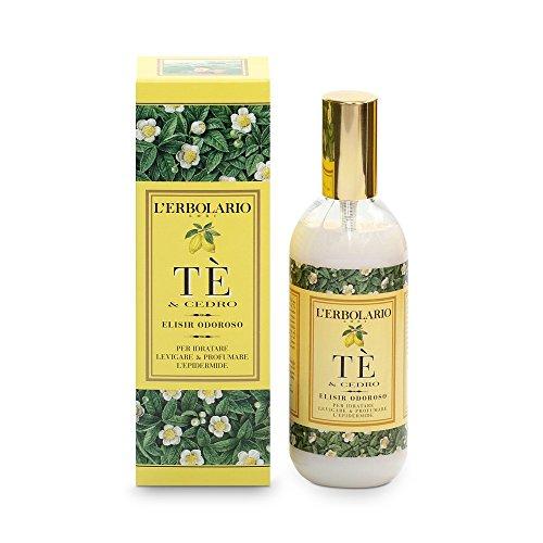 L'Erbolario Tee und Zeder Körperelixier, 1er Pack (1 x 150 ml)