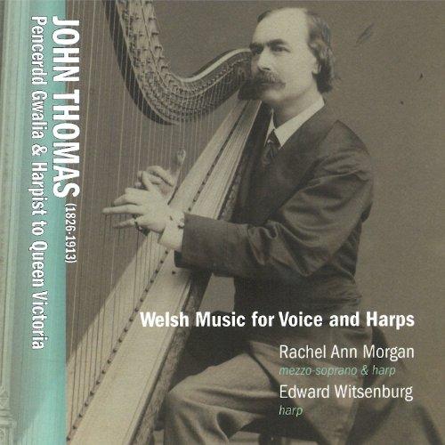 Musique écossaise pour voix et harpes dédiées à la reine Victoria