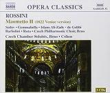 Rossini: Maometto II (1822 Venice Version)