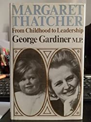 Margaret Thatcher by George Gardiner (1975-09-01)