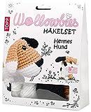 Wollowbies Häkelset Hermes Hund: Anleitung, Steckbrief und Material für einen treuen Häkelhund