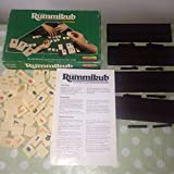 THE ORIGINAL RUMMIKUB TRAVEL EDITION. VINTAGE 1988 GAME BY SPEARS GAMES