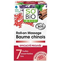 SO ' BIO ETIC - Chinesische Massage Roll On mit beruhigender und reparierender Wirkung - Beruhigend und heilend... preisvergleich bei billige-tabletten.eu