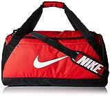 Nike Brasilia Sporttasche, University Red/Black/White, S