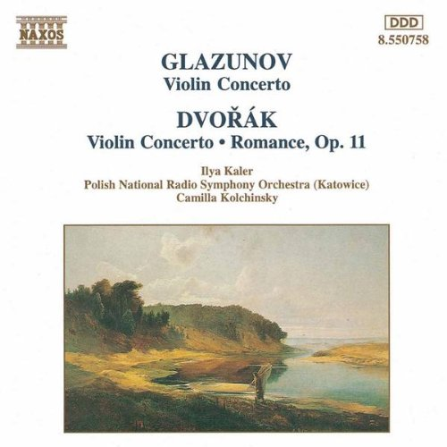 Romance in F minor, Op. 11: Romance for Violin and Orchestra in F minor, Op. 1 -