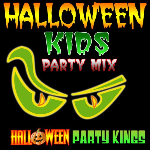 Halloween Kids Party Mix