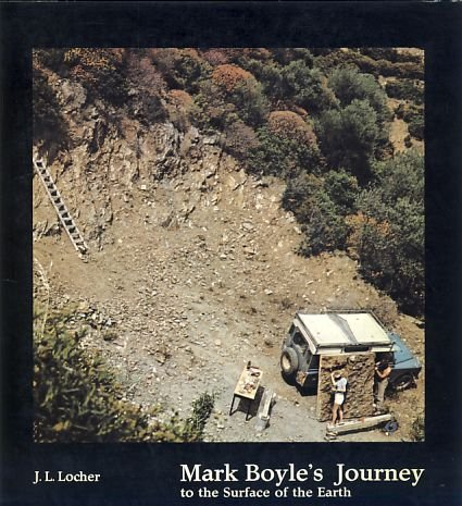 Mark Boyle`s Journey to the Surface of the Earth.