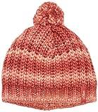 s.Oliver Mädchen Mütze 73.610.92.3364, Rot (Red Knit 35X5), Small (Herstellergröße: 51-53)