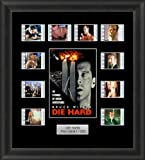 DIE HARD MOUNTED FRAMED 35MM FILM CELL MEMORABILIA BRUCE WILLIS