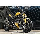 Pulsar 200ns modificada–Amazing Motor 1–Cuaderno–Fast Motor Motores–Classics–Real Foto–NUEVO–Póster de mejor calidad mejor imagen–Mejor Precio–Tamaño A4