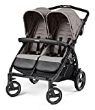 Peg Perego DBFTA1MBEI Zwillingswagen Book For Two, mod beige