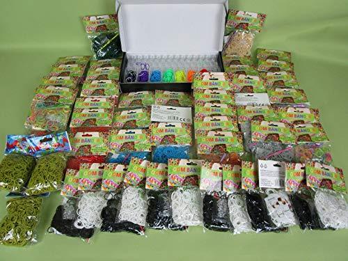 Super Loom Set (Preis gilt für das gesamte Paket !!) -