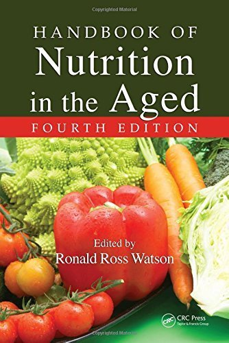 Handbook of Nutrition in the Aged, Fourth Edition (Modern Nutrition) (2008-10-20) par unknown