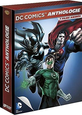 DC Comics Anthologie - 7 films
