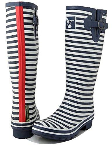 Evercreatures Womens Bristol Wellington Boots
