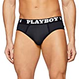 #5: Playboy Men's Plain Brief
